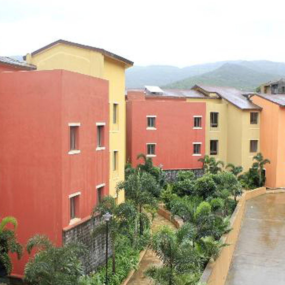 Construction of Villas at Lavasa